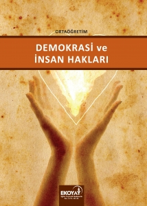 Demokrasi ve İnsan Hakları <br />Ders Kitabı